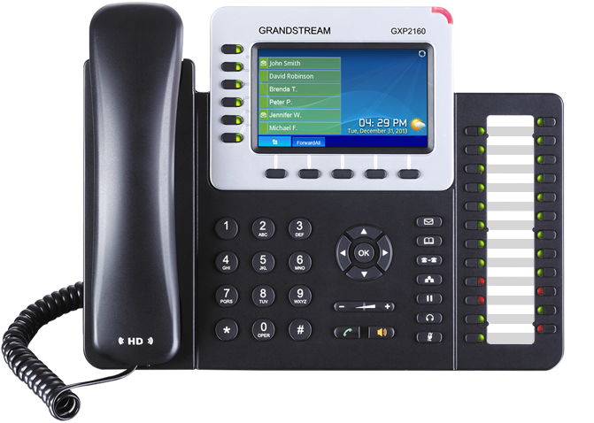Business Phone Systems GX92160 Enterprise IP Phone