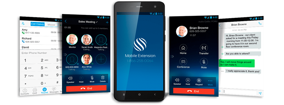 Phone Systems App Overtown
